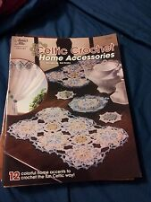 Celtic Crochet Home Accessories crochet pattern book Annie's Attic