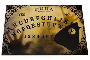 Hölzernes Ouija Brett - Hexenbrett mit detaillierten Anweisungen Ouija Board