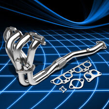 Fit Sentra/G20 91-01 SR20 I4 2.0L Stainless Performance Header Manifold Exhaust