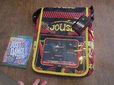 Midway Classic Arcade Video Game Joust Messenger Bag SCHOOL TRAVEL AUTHENTIC