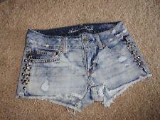 Women's American Eagle Shorts W/Studs Size 00