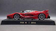 7-11 1/64 Ferrari Minicar La Ferrari FXX K RED