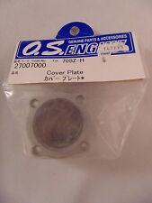 O.S. Engine 70SZ-H Cover Plate 27007000 NIP