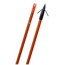 """Fin-Finder Raider Arrow w/Typhoon Point 32"""" Orange"""