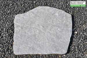"""Trittplatte Trittstein """"Tessin"""" grau  Gartenplatten Platte"""