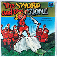 Kid Stuff - The Sword and the Stone (1970) [SEALED] Vinyl LP •