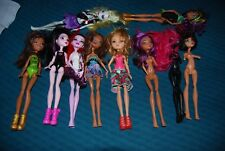 Monster High Doll Lot 10 Dolls 1 is Ever After