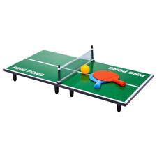Tisch Tennis Minitischtennis Gesellschaftsspiel Spielzeug Kinder Spielen Sport