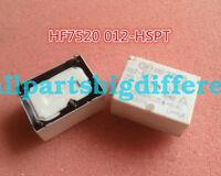 1pcs HF7520-012-HSTP New Genuine HF 4pins Relay