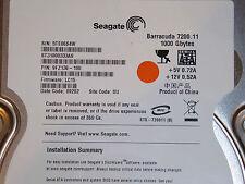 Seagate st31000333as/9fz136-100/lc15/su - 1 TB discoteca rigido