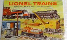 Lionel 1956 Catalog Excellent Condition