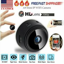 Mini IP Cam Wireless Wifi Home Security Camera HD 1080P DVR Night Vision Hidden