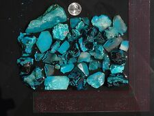 446GRAM GEM SILICA CHRYSOCOLLA ROUGH - RAY MINE, ARIZONA GSC-0005