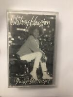 Whitney Houston, I'm your baby tonight, Cassette Tape 1990 Arista Records
