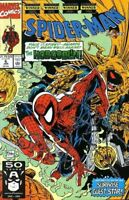 Spiderman issue.6 only.marvel Comics 1990 limited stock