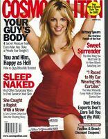 BRITNEY SPEARS Cosmopolitan Magazine February 2002 2/02 FUN FEARLESS