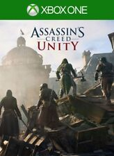 Assassin's Creed Unity Xbox One - Digital Code region free