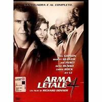 Arma Letale 4 - 1^ Edizione SNAPPER - DVD D036101