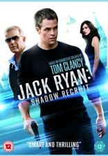 Jack Ryan: Shadow Recruit [DVD] Tom Clancy classic UK STOCK