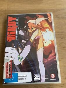 Birdy the Mighty Decode Complete Collection (PAL REGION 4)