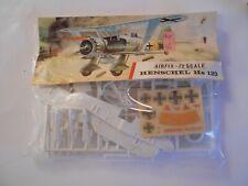 vintage Airfix 136 Herschel Hs123 1.72 scale