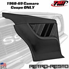 1968-1969 - Camaro - Molded Rear Quarter Panels - Sport R - [COUPE] TMI Products