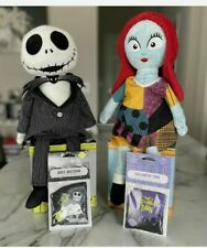 Scentsy The Nightmare Before Christmas warmer, plug-in & Jack +Sally buddies New