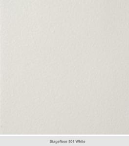 Designer White Stage Floor Vinyl Lino Kitchen Bathroom cushion floor 2.8mm thick