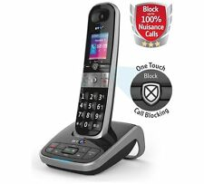 NEW BT 8610 BT8610 Cordless Phone With Advanced Call Blocking Answering Machine