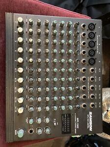 Samson 15 Channel Stereo Mixer