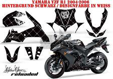 AMR RACING DEKOR KIT YAMAHA YZF R1, XT 1200 TENERE Z/ZE SILVERSTAR RELOADED B