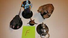 F Pathfinder Battles Rusty Dragon Inn 8 Mini Owlbear Kirrix Bunyip Gorgon