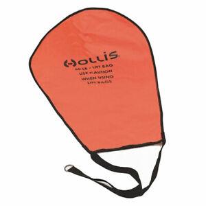 Hollis 60lb Lift Orange Bag