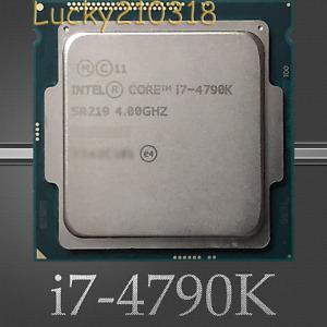 Intel 4th i7-4790K 4.00 GHz 4Core-8Threads SR219 GPU LGA-1150 PC CPU Processor