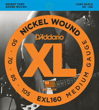 D'Addario Guitar & Bass Strings
