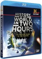 Nuevo Historia Of The World IN Two Hours 3D Blu-Ray