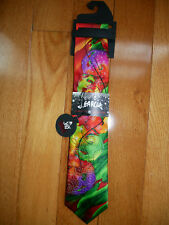 Jerry Garcia Extra Long XL Neck Tie Collection 69 Seascape