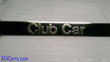 Club Car DS Emblem | 1984 and up | Metal Gold and Black Golf Cart Logo