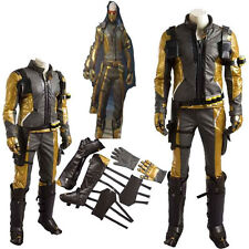 OW Coll Soldier 76 Cosplay Costume Game Costume Holloween Apparel Customized