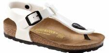 Scarpe da bambina sandali bianchi