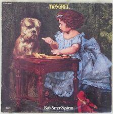 BOB SEGER VINYLE LP 33Trs MONGREL  1970  BON ETAT