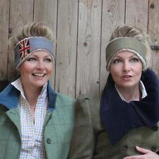 Tweed Ear Warmer Headband by Timothy Foxx Clothing UK
