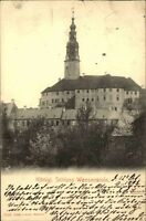 Weesenstein Sachsen AK 1903 Sächsische Schweiz Erzgebirge Stadt Panorama Schloss