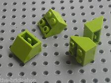 LEGO lime Slope Brick 45 2 x 2 Inverted 3660 / Set 8963 8961 7676 8957 8959 4337