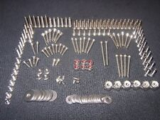 TC3 Electric Stainless Steel Hex Head Screw Kit 175+ pc COMPLETE Team Associated