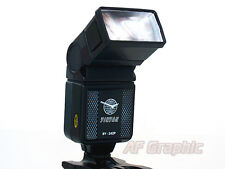 R8u Flash Light for Olympus E-330 E-400 E-410 E-420 E-450 E-500 E-510 E-520