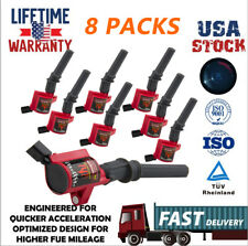 Engine Ignition Coils 8 Sets for Ford F150 4.6L 2004-2009, F150 5.4L 1997-2003