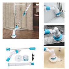 Rechargeable Spin Scrubber Cleaning Brush Cocina Mano Depurador Cepillo limpieza
