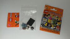 Lego Minifigures 8804 Serie 4 Nr. 12 Werwolf, mit Beipackzettel+OVP (2011)