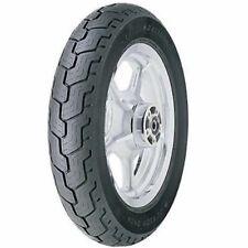 New Dunlop D402 MT90-16 Rear Blackwall Black Wall Tire 43102-91 Harley Touring